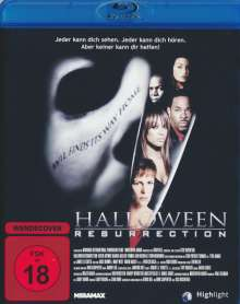 Halloween Resurrection (Blu-ray), Blu-ray Disc