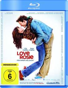 Love, Rosie (Blu-ray), Blu-ray Disc