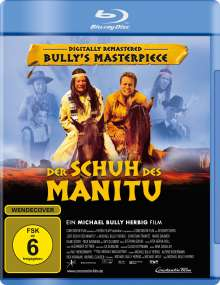 Der Schuh des Manitu (Blu-ray), Blu-ray Disc