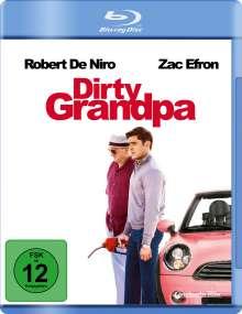 Dirty Grandpa (Blu-ray), Blu-ray Disc
