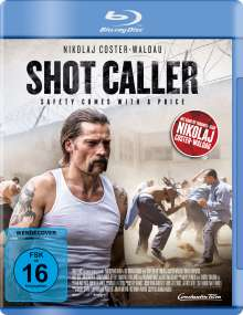 Shot Caller (Blu-ray), Blu-ray Disc