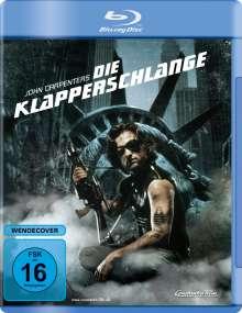 Die Klapperschlange (Blu-ray), Blu-ray Disc