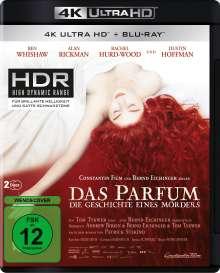 Das Parfum - Die Geschichte eines Mörders (Ultra HD Blu-ray & Blu-ray), 1 Ultra HD Blu-ray und 1 Blu-ray Disc