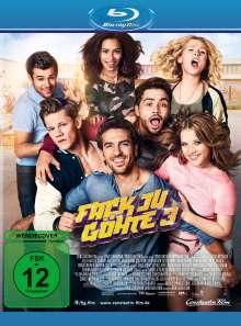 Fack Ju Göhte 3 (Blu-ray), Blu-ray Disc
