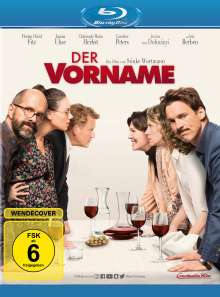 Der Vorname (2018) (Blu-ray), Blu-ray Disc