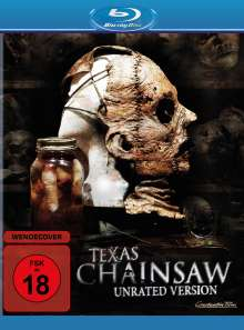 Texas Chainsaw (Blu-ray), Blu-ray Disc