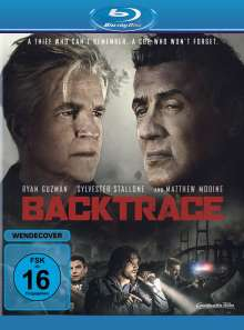 Backtrace (Blu-ray), Blu-ray Disc