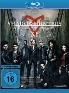 Shadowhunters: Chroniken der Unterwelt Staffel 3 Box 1 (Blu-ray), 2 Blu-ray Discs