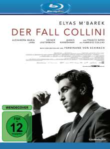 Der Fall Collini (Blu-ray), Blu-ray Disc