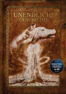 Die unendliche Geschichte (Blu-ray & DVD im Mediabook), 1 Blu-ray Disc und 1 DVD