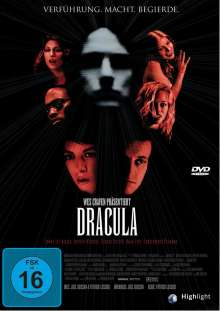 Dracula (Wes Craven präsentiert Dracula), DVD