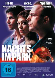 Nachts im Park, DVD
