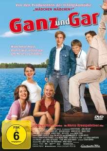 Ganz und gar, DVD