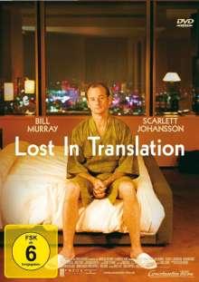 Lost in Translation, DVD