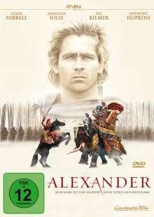Alexander, DVD