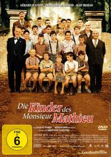 Die Kinder des Monsieur Mathieu, DVD