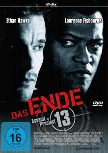 Das Ende - Assault on Precinct 13 (2004), DVD