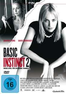 Basic Instinct 2 - Neues Spiel für Catherine Tramell, DVD