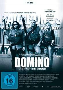 Domino (2005), DVD