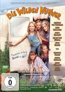 Die wilden Hühner, DVD