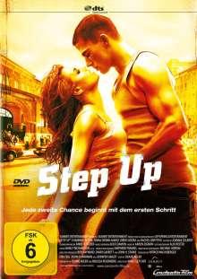 Step up, DVD