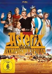 Asterix bei den Olympischen Spielen, DVD