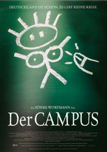 Der Campus, DVD