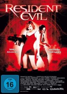 Resident Evil, DVD
