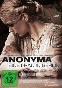 Anonyma - Eine Frau in Berlin, DVD