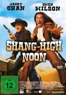 Shanghai Noon, DVD
