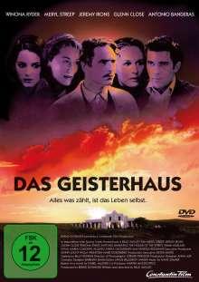 Das Geisterhaus, DVD