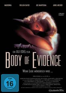 Body Of Evidence, DVD