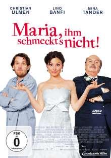 Maria, ihm schmeckt's nicht!, DVD