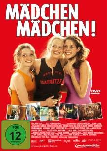 Mädchen, Mädchen !, DVD