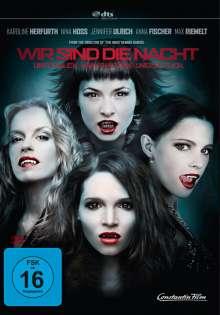 Wir sind die Nacht, DVD
