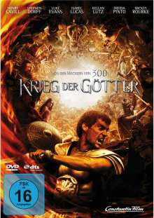 Krieg der Götter, DVD