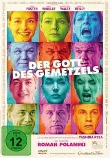 Der Gott des Gemetzels, DVD
