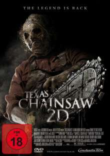 Texas Chainsaw - The Legend Is Back, DVD