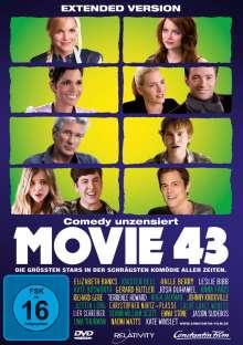 Movie 43, DVD