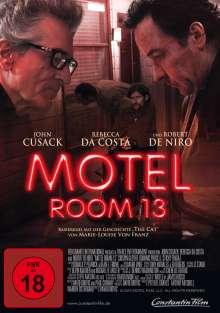 Motel Room 13, DVD