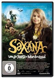Saxana und die Reise ins Märchenland, DVD