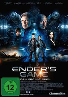 Ender's Game, DVD