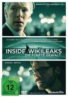 Inside WikiLeaks, DVD