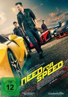 Need for Speed, DVD