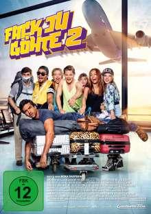 Fack Ju Göhte 2, DVD