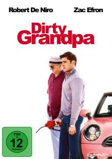Dirty Grandpa, DVD