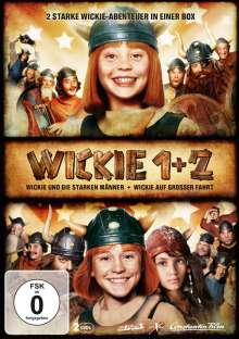 Wickie 1&2, 2 DVDs