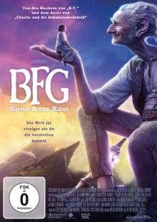BFG - Sophie & der Riese, DVD