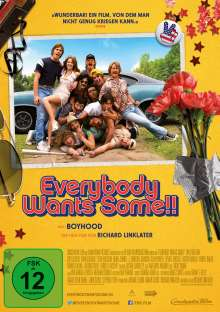 Everybody Wants Some!, DVD