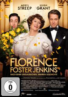 Florence Foster Jenkins, DVD